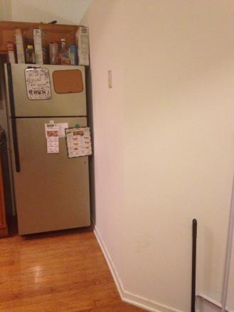 Busy fridge
