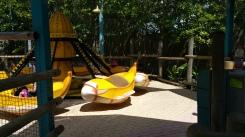 Banana ride.