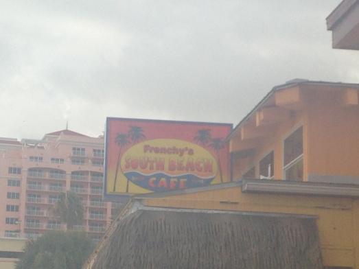 Restaurant where we ate